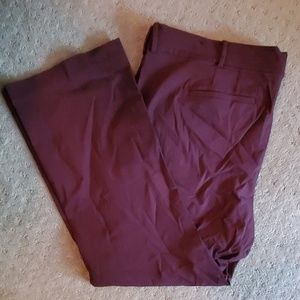Pants for office or casual wear